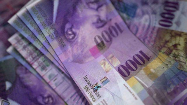 Kredyt we frankach należy spłacać po takim samym kursie przez cały czas trwania umowy
