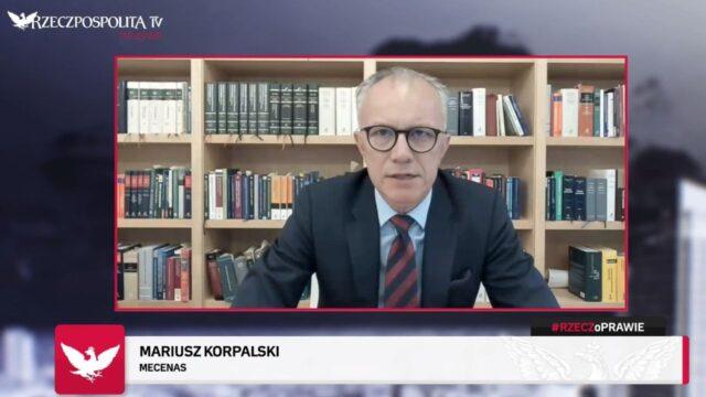 RzeczoPrawie – Mariusz Korpalski