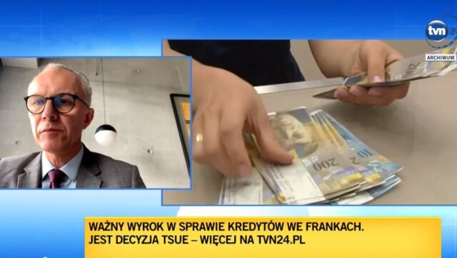 Wyrok TSUE ws. frankowiczów